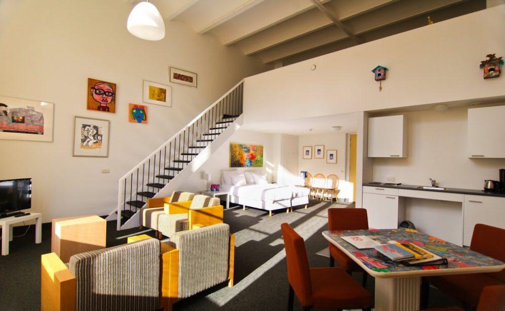 bitterzoet-appartement