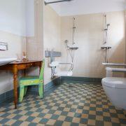 De Theeplaats, rolstoelvriendelijke badkamer