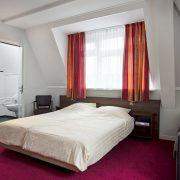 Hotel van der Werff, kamer