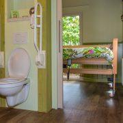 Pipowagen Puur Genieten toilet Juffertje