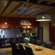 Prikkebosk, gezamenlijke ruimte met keuken