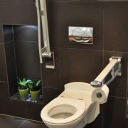 Prikkebosk Lauwersmarkeamer toilet
