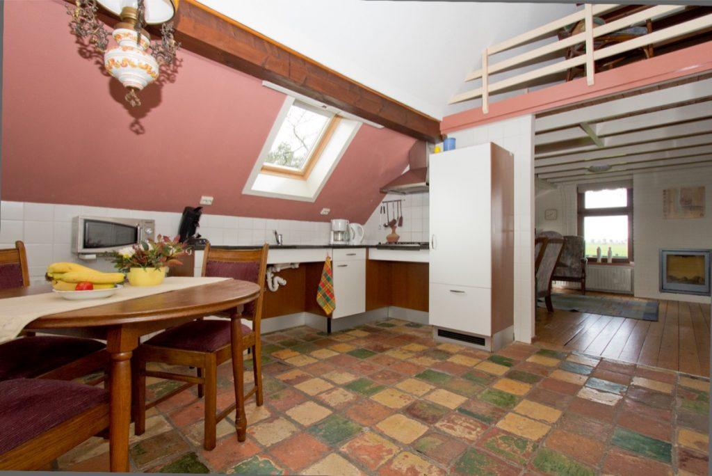 De Uilenhorst, keuken