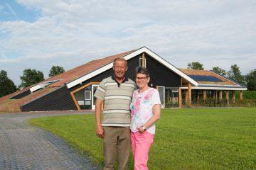 Het Overveen - Burght met Henk en Ans