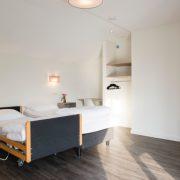Het Overveen - Burght slaapkamer rolstoelgeschikt