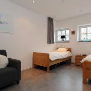 Landschotse Hoeve, slaapkamer2 Wit Holland