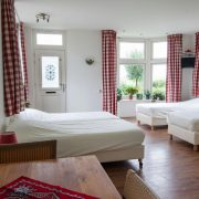 Overleekerhoeve Ot en Sien slaapkamer