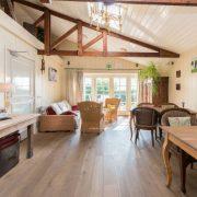 La Normande, gezamenlijke woonkamer