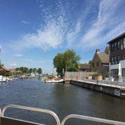 It Sailhûs, vanaf het water