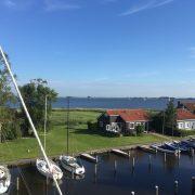 It Sailhus, uitzicht appartement Rakken