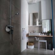 Villa Veldzicht, rolstoeltoegankelijke badkamer, wastafel