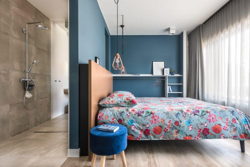 Villa Veldzicht, rolstoeltoegankelijke slaapkamer