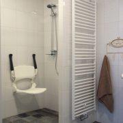 Het Vijfde Seizoen, Winterkamer douche