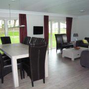 Chalet Zuid Limburg, woonkamer