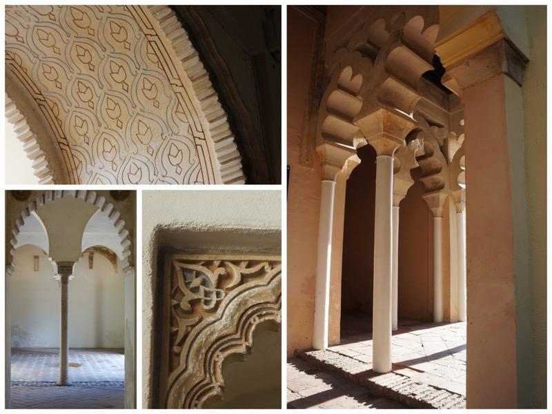Malaga Collage Acazaba