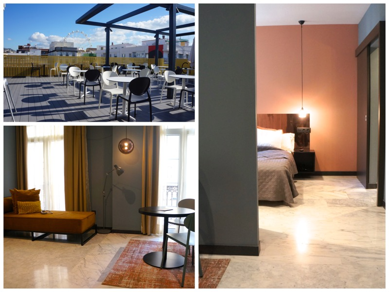 Nono Charming Stay, collage Rolstoeltoegankelijk appartement 107