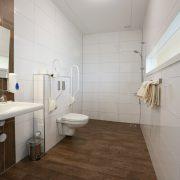 Mössems, kamer Haver rolstoeltoegankelijke badkamer