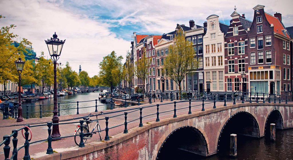 Amsterdam, grachten