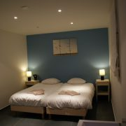 Ballumerhoeve slaapkamer Finn Lodge