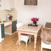 Oppe Klincke appartement Andringa, keuken