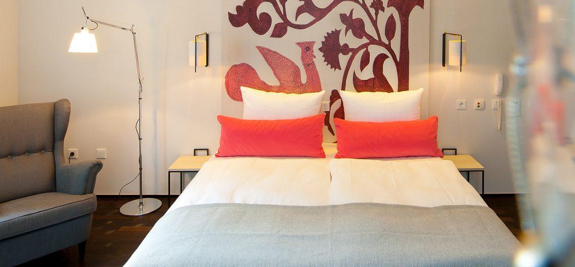 Nala boutique hotel Innsbruck, slaapkamer