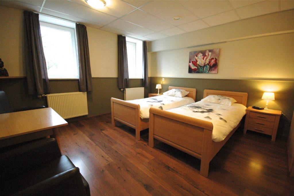 Lemmenhof rolstoeltoegankelijke hotelkamer