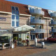 Hotel Tesselhof voorkant