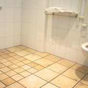 Hotel Tesselhof badkamer