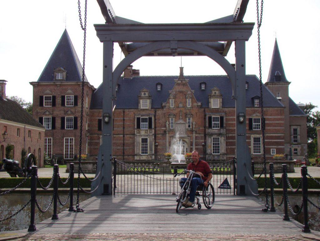 Kasteel Twickel, één van de mooiste kastelen van Nederland, vlakbij Delden