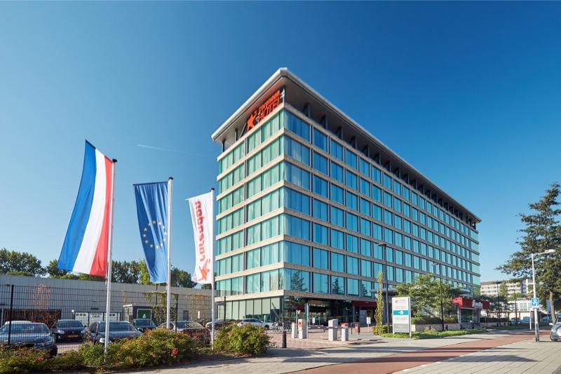 Cordon City Hotel Amsterdam buitenkant v3
