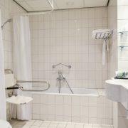 Hotel Molenbos-miva badkamer