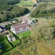 Hotel Molenbos-luchtfoto