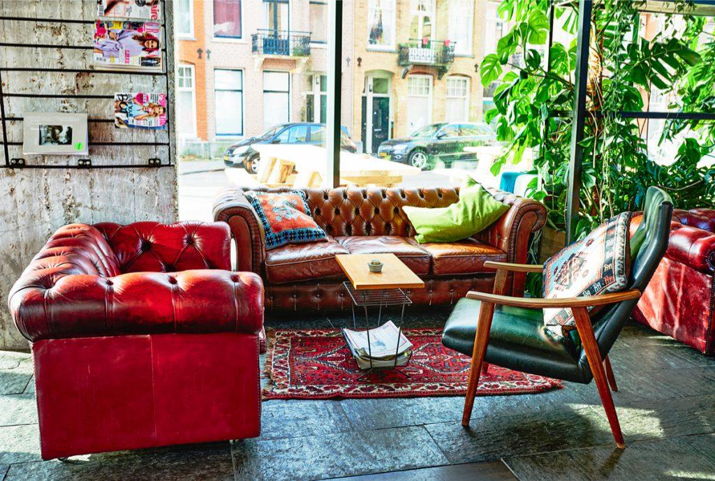 Volkshotel, lounge (fotograaf Mark Groeneveld)
