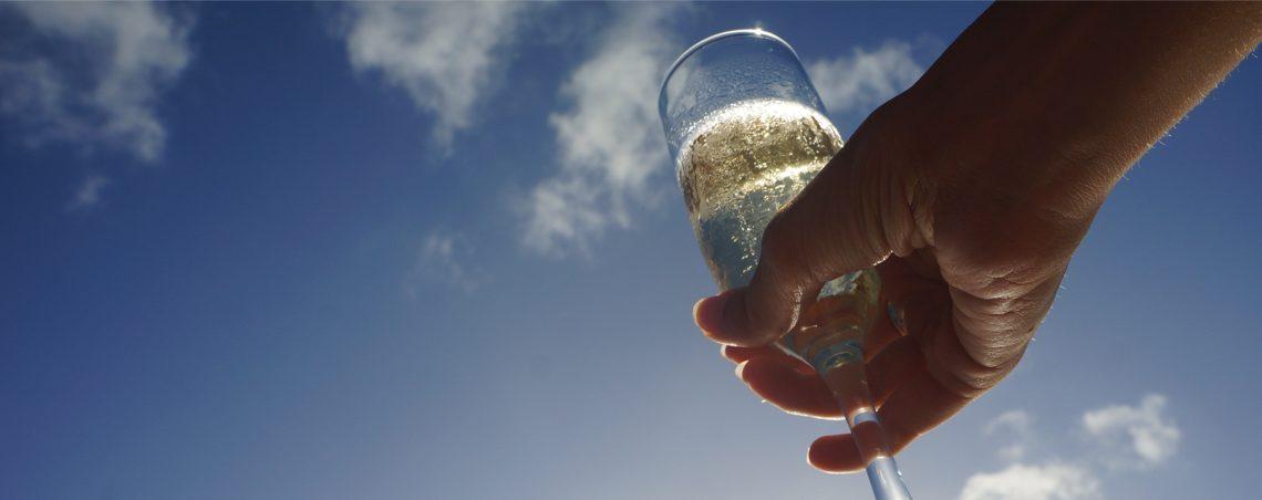 Champagneglas Eelke