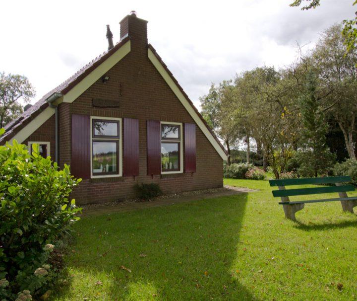 De Uilenhorst, vooraanzicht