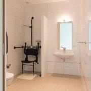 Het Overveen - Burght, badkamer rolstoelgeschikt