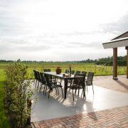 Het Overveen - Burght terras
