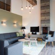 Het Overveen - woonkamer Burght