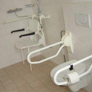 Het Overveen, Tureluur badkamer