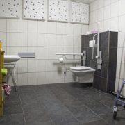 Aldörrum, hoevelogement Klokkengieter badkamer