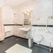 La Normande, badkamer Lente kamer