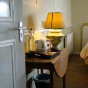 La Normande, Lente kamer theetafeltje