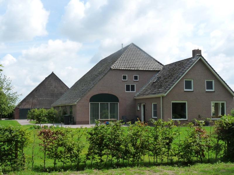 Bos-Inn, voorkant boerderij