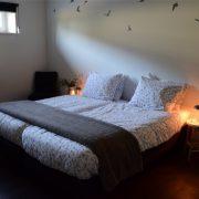 De Maasgaarde, slaapkamer beneden
