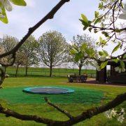 De Maasgaarde, trampoline