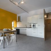 It Sailhus, keuken appartement Rakken