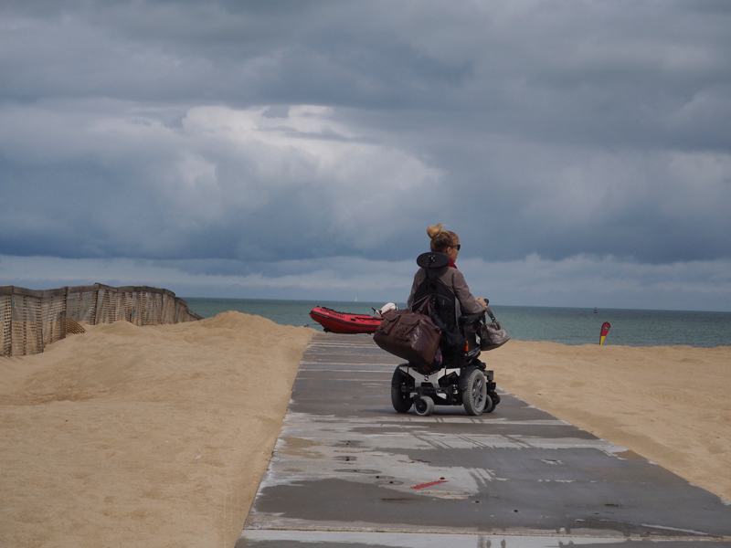 Strandpad Oostende