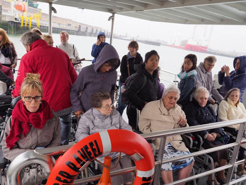 Oostende, Fietsveerboot