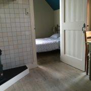 Schoonehof, slaapkamerdeur