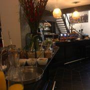 De Groene Hendrickx, ontbijtbuffet